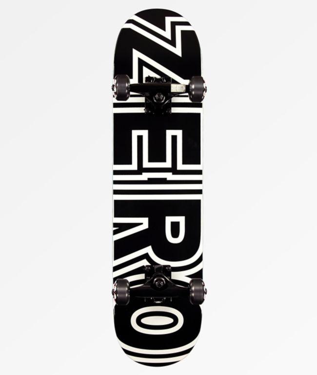 """Zero Bold 7.25"""" completo de skate"""