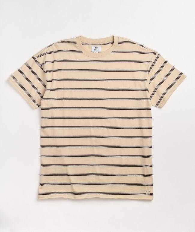 Zine Maya Oatmeal Stripe T-Shirt