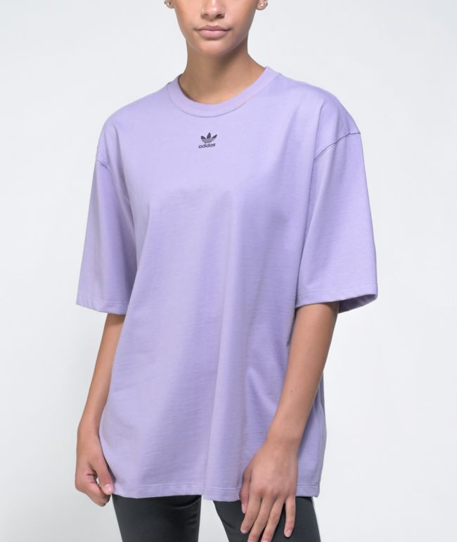 adidas Adicolor Essentials Hope Purple T-Shirt