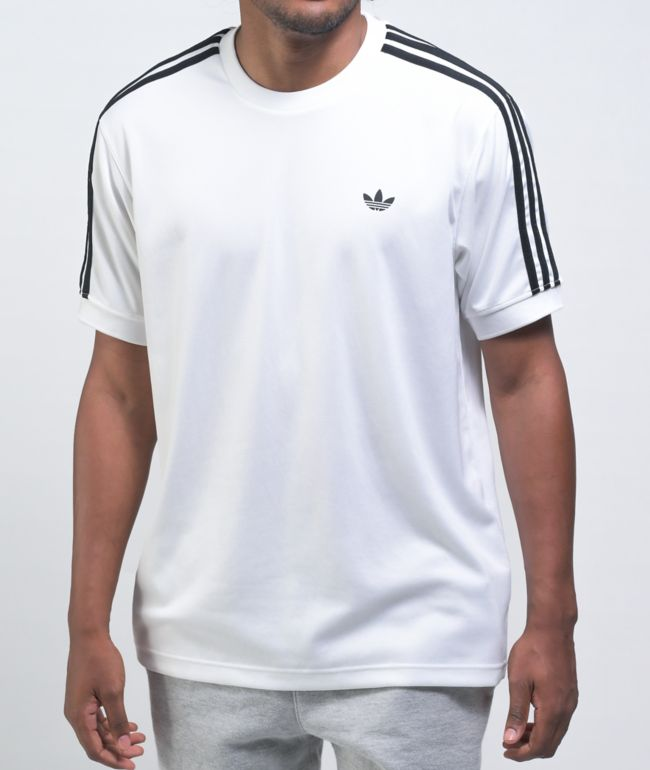 adidas Aeroready Club White Jersey
