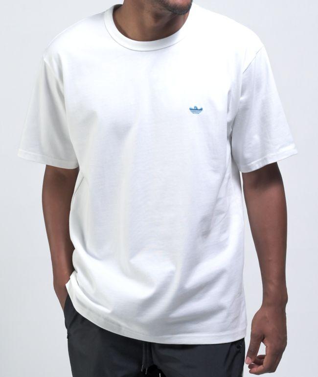 adidas Heavyweight Shmoofoil White T-Shirt