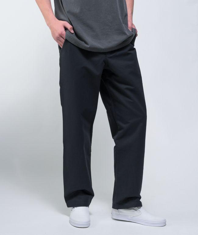 adidas Loose Black Pants