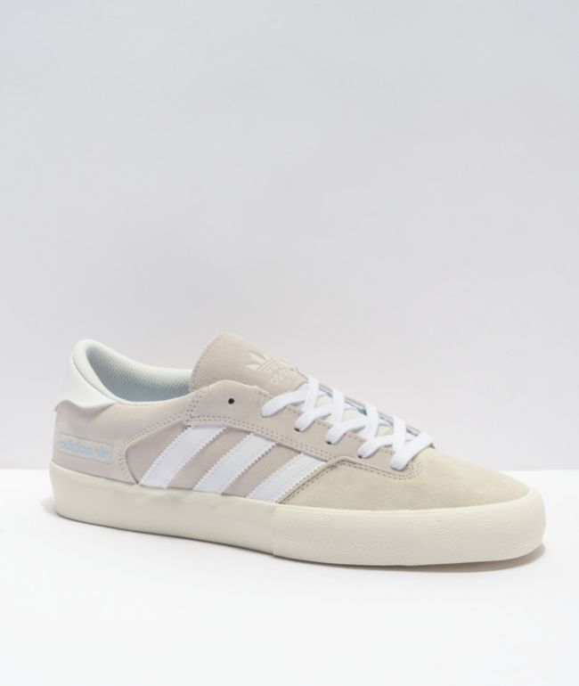 adidas Matchbreak Super White & Chalk Shoes