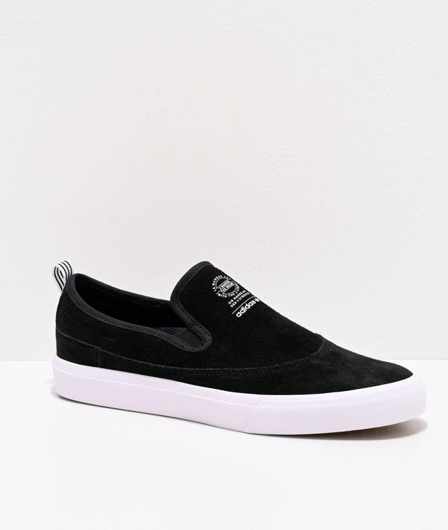 adidas Matchcourt Black, White \u0026 Gum