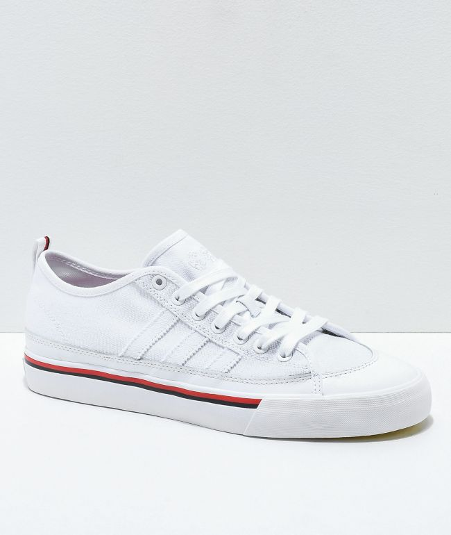 adidas Matchcourt RX3 Na-Kel White