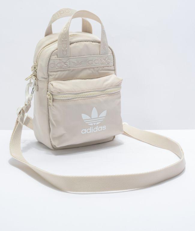 adidas Originals Alumina Beige Micro Backpack