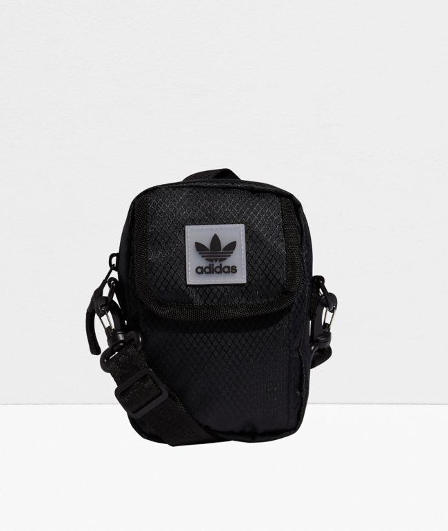 adidas Originals Festival Utility Black Shoulder Bag