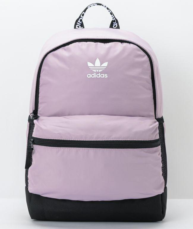adidas Originals National Lilac Backpack