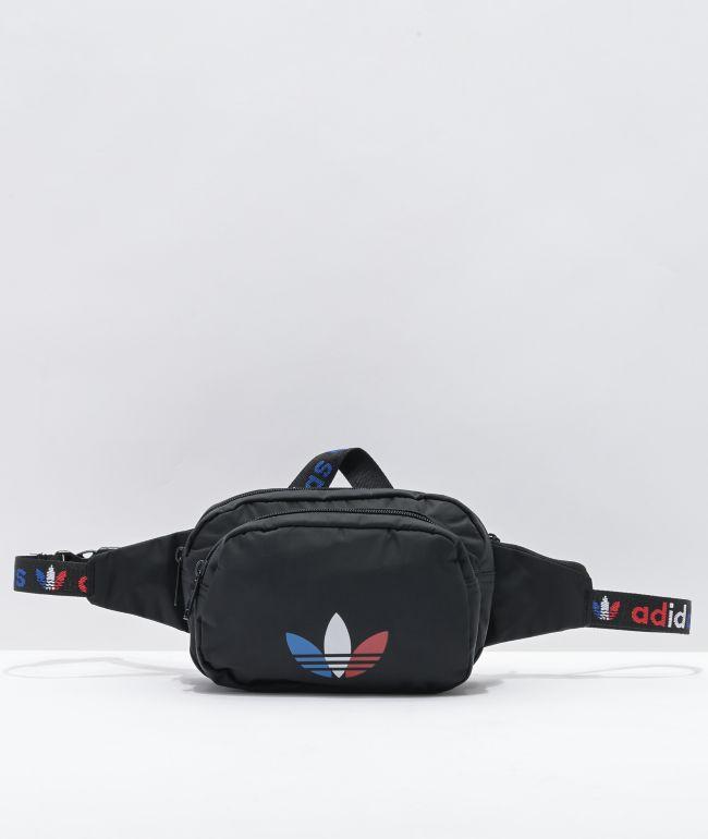 adidas Originals RWB Black Fanny Pack
