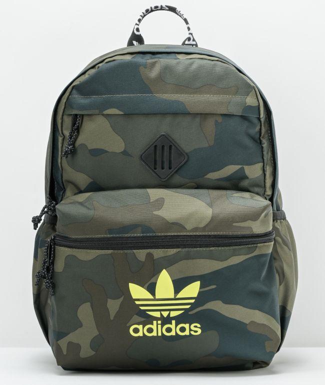 adidas Originals Trefoil 2.0 Camo Backpack