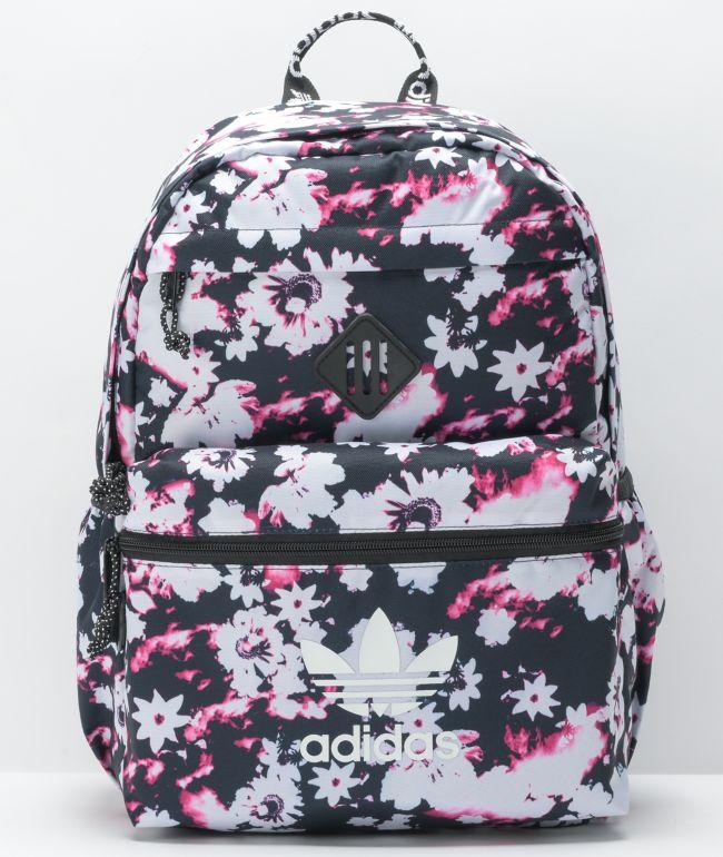 adidas Originals Trefoil 2.0 Floral Backpack