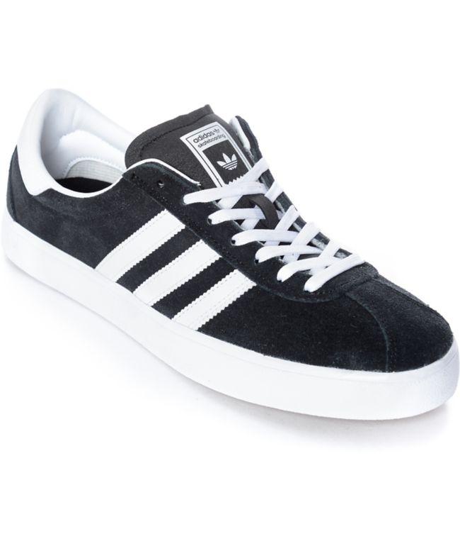 adidas Skate ADV Black, White \u0026 Gum