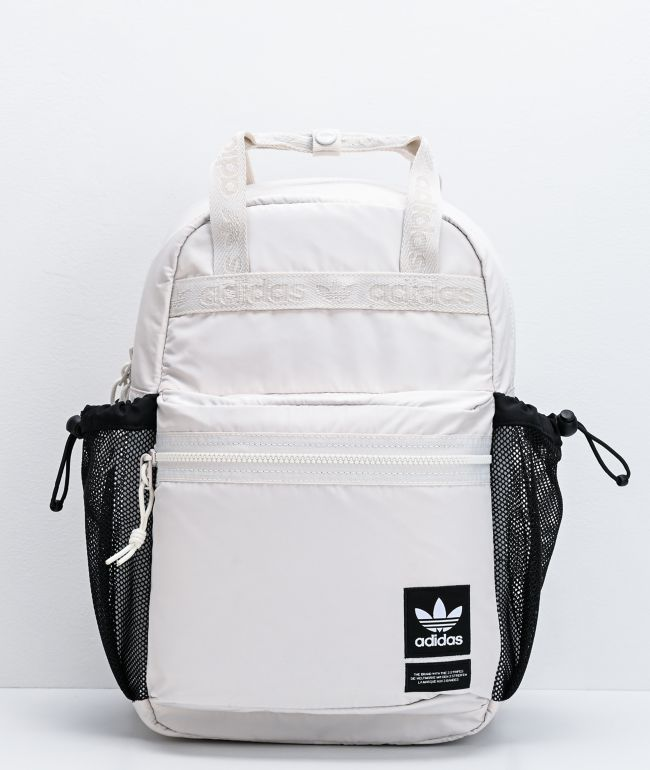 adidas Utility Middie White Backpack