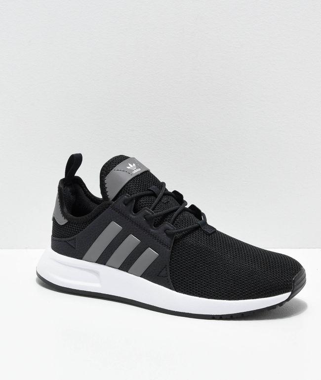 pagar vanidad Reunir  adidas Xplorer zapatos negros, grises y blancos | Zumiez