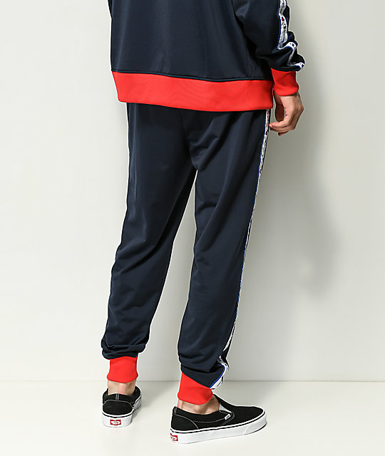 45a9a0a1c53f Champion Tape Jogger Navy Track Pant