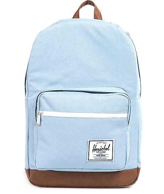 21be3cc9810d Herschel Supply Co. Pop Quiz Steel Blue 20L Backpack
