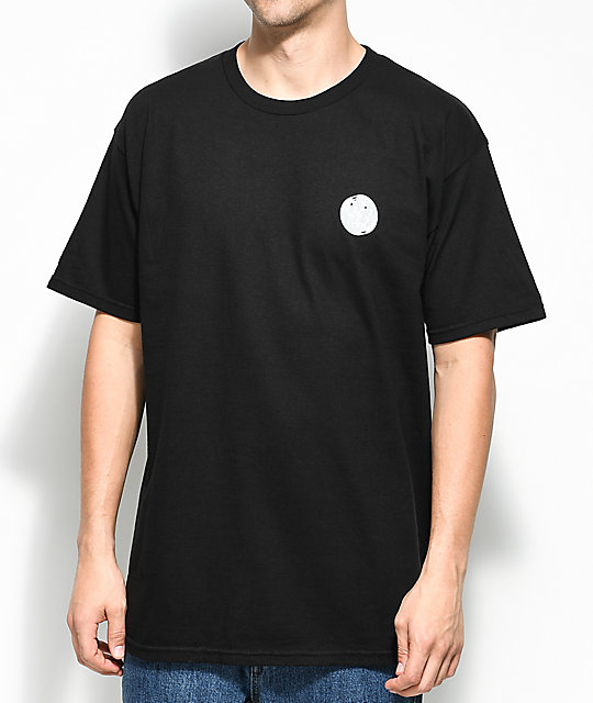 10 Deep 3D Black T-Shirt