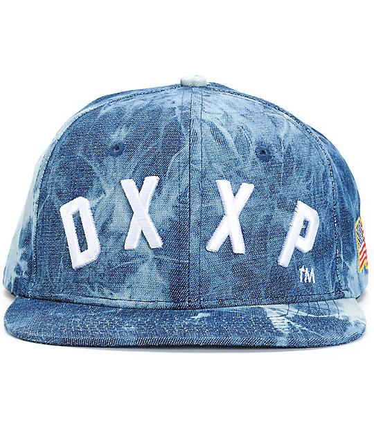 2d289f2196b ... 10 Deep DXXP Tie Dye Snapback Hat ...