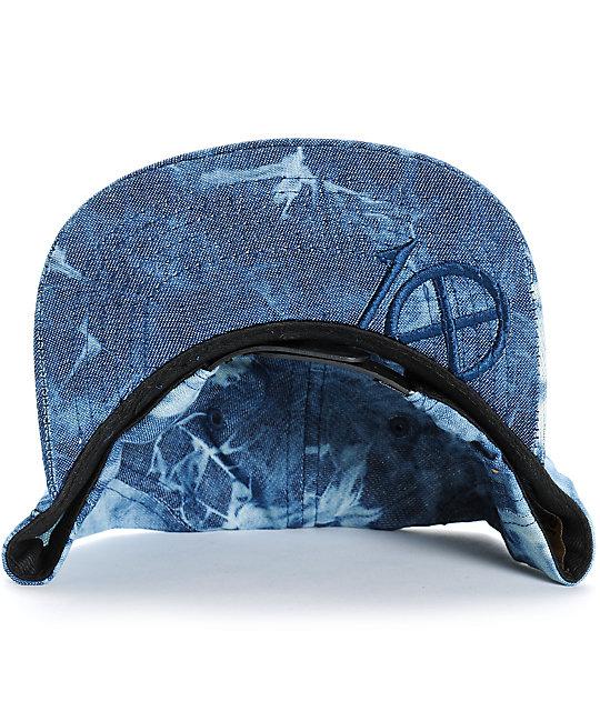 51f8078e9cb ... 10 Deep DXXP Tie Dye Snapback Hat