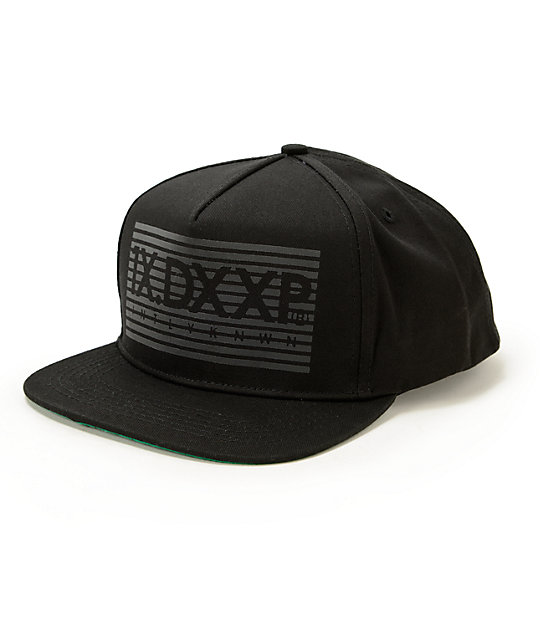 10 Deep Drop Out Reflective Snapback Hat  b5f3494f525e