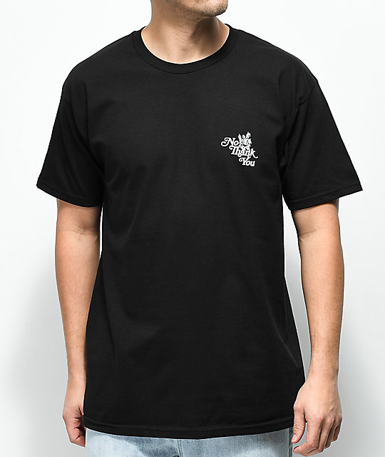 10 Deep Many Returns camiseta negra