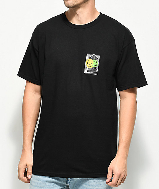 10 Deep Passing On Black T-Shirt