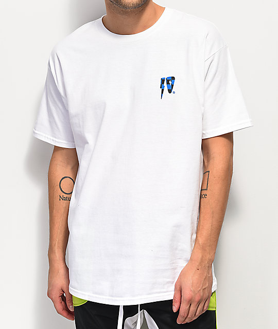 10 Deep Strikes camiseta blanca