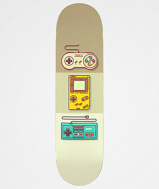 "22 Board Co. Game 8.25"" Skateboard Deck"