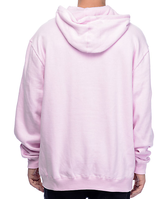 40s & Shorties Ice Cream sudadera con capucha en rosa