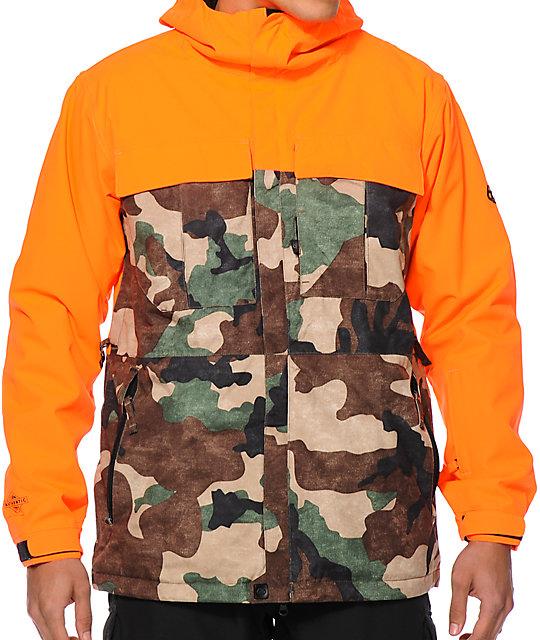 d31491b5ab286 686 Authentic Moniker 10K Snowboard Jacket | Zumiez