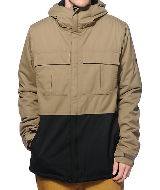 686 Authentic Moniker 10K Snowboard Jacket