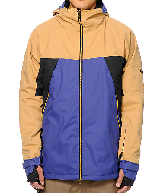686 Forest Bailey Cosmic 15K Snowboard Jacket