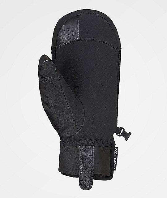 686 X Coors Light Mountain Grey Black Snowboard Mittens