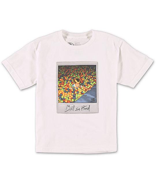 Unique A-Lab Ball So Hard T-Shirt | Zumiez GK43