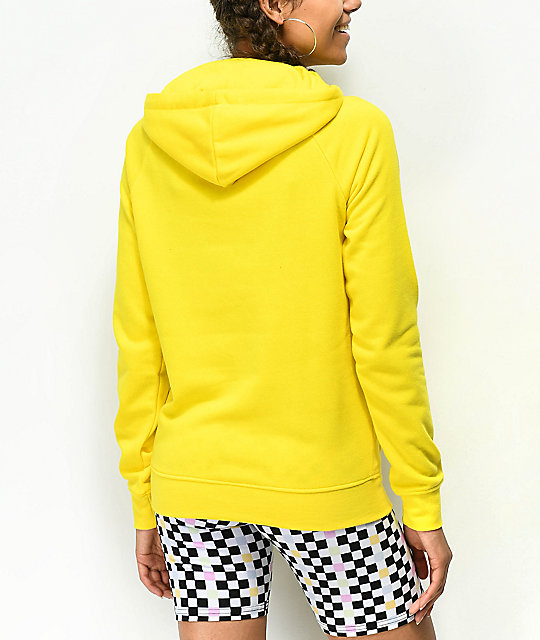 A-Lab Brealynna For Never Yellow Hoodie