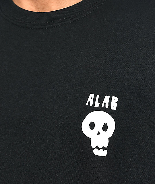 A-Lab Degenerate Youth Black T-Shirt
