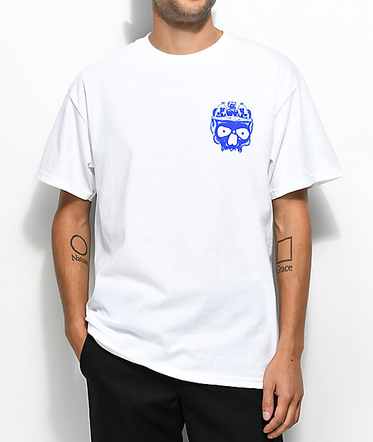 A-Lab Devils Playpen White T-Shirt