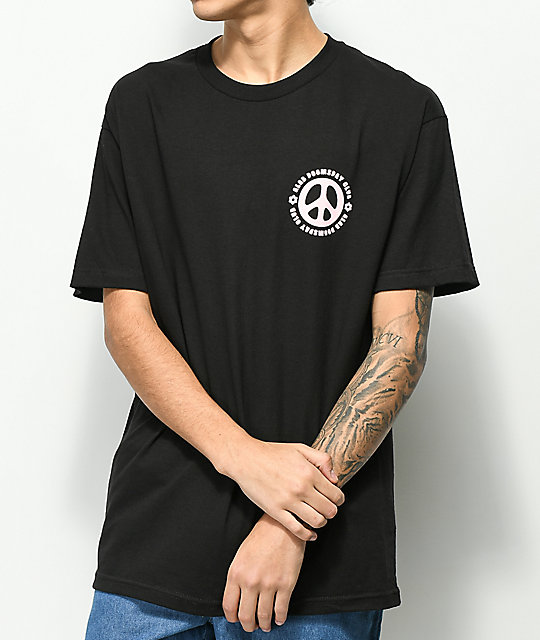 A-Lab Doomsday Club Black T-Shirt