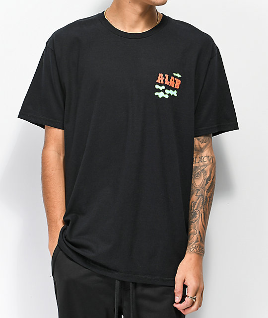 A-Lab Everything Ends camiseta negra