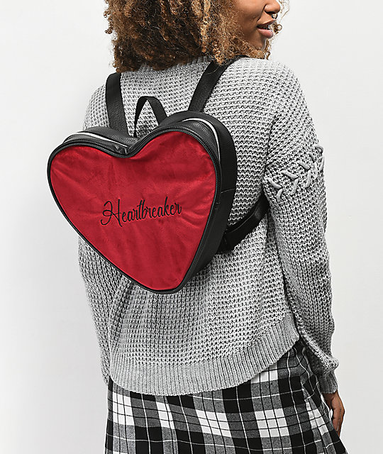 A-Lab Gemma Heart Backpack
