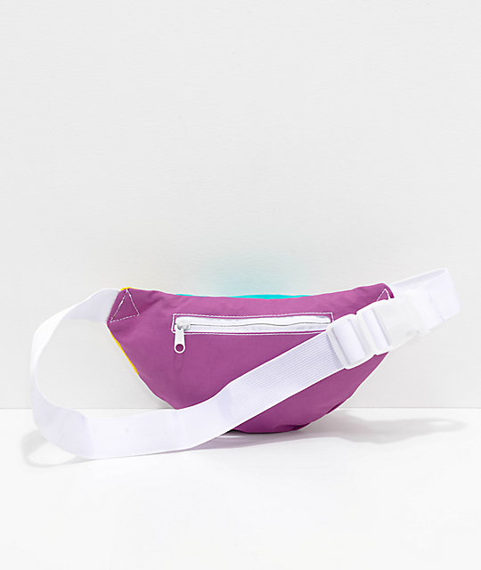 A-Lab Lame Fanny Pack