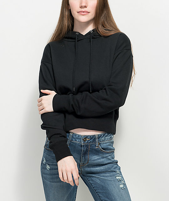 A-Lab Lucia Your Loss Black Hoodie