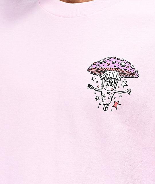 24afbce59 A-Lab Nice Trip Pink T-Shirt   Zumiez