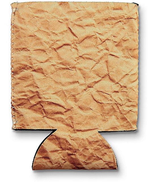 A Lab Paper Bag Can Cooler Zumiez
