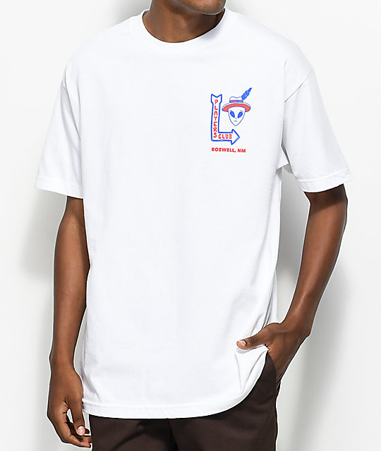 A-Lab Players Club White T-Shirt