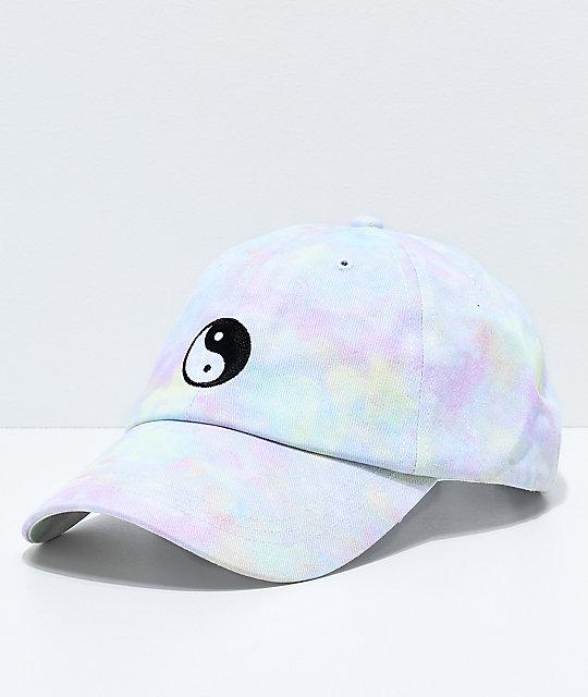 A-Lab Solstice Yin Yang Tie Dye Dad Hat  3506b7edc5e