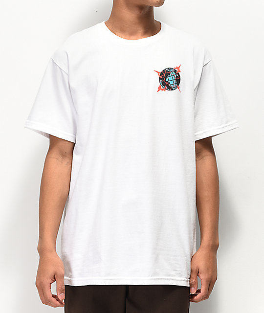 A-Lab That's All Frickers White T-Shirt
