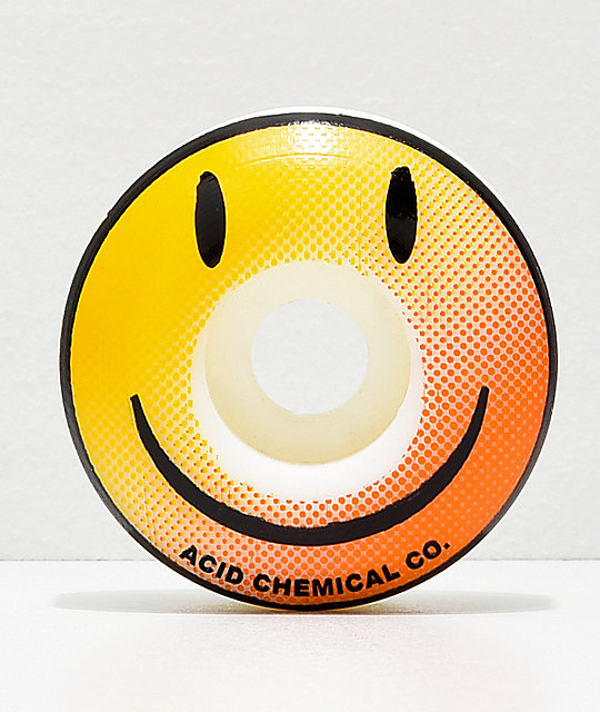 ATM Acid Smile 52mm Skateboard Wheels