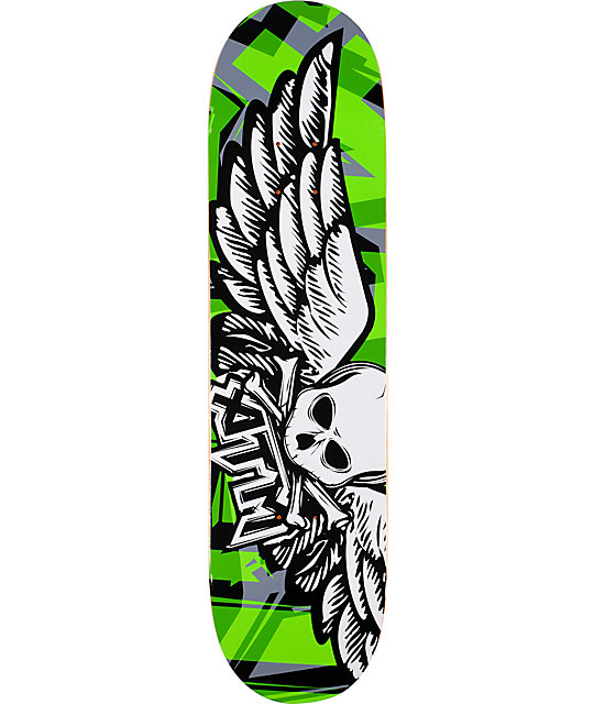"ATM Angel Dust 8.0""  Skateboard Deck"