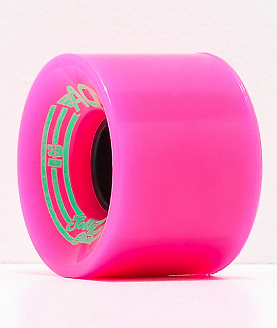 Acid Jelly Shots 59mm 80a ruedas de skate en rosa